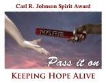Carl R. Johnson Spirit Award
