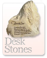 Motivational Desk Stones