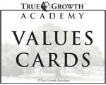 True Value Growth Cards.